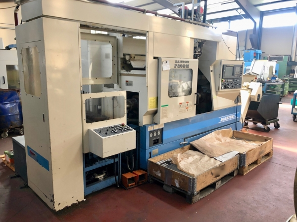 DAINICHI CNC 4-axis Turning Centre
