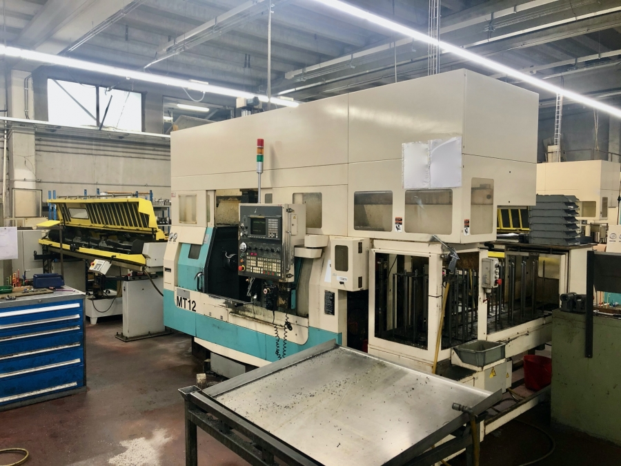 MURATEC Twin Spindle Twin Turret CNC Turning Centre
