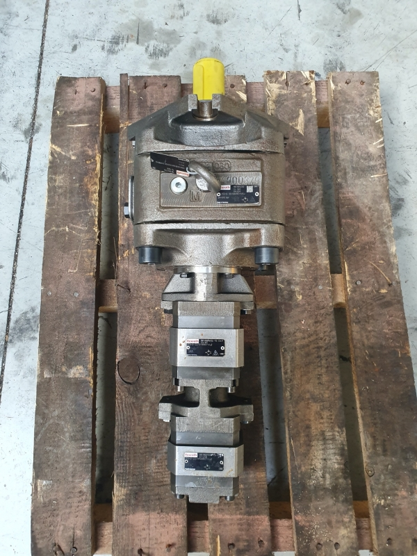Rexroth Pumpcombination